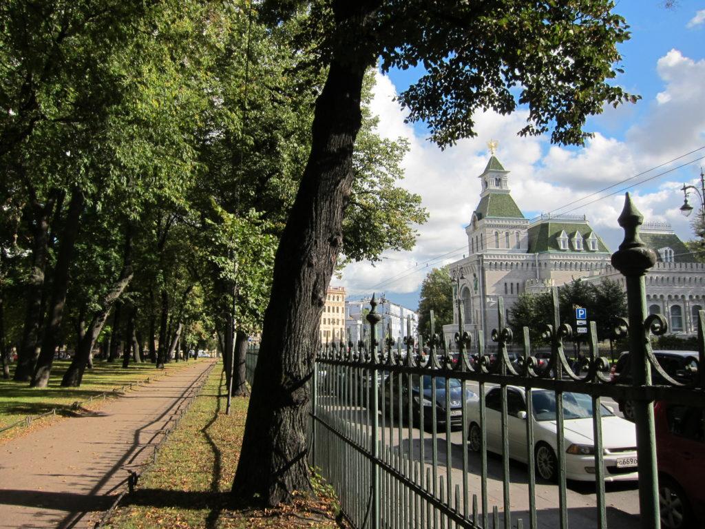 Приглашаем на новую экскурсию «Вокруг Преображенского плаца»