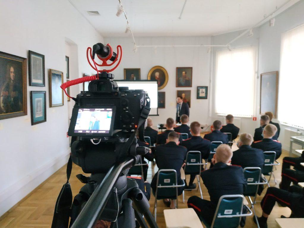В музее стартовал исторический лекторий, посвященный 800-летию Александра Невского